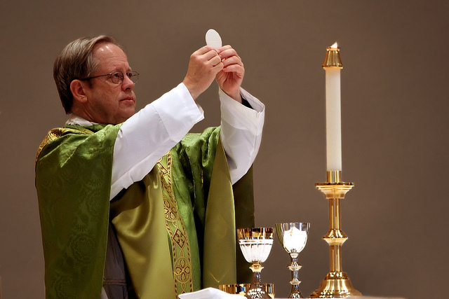 The Liturgy of the Eucharist Lesson Plan
