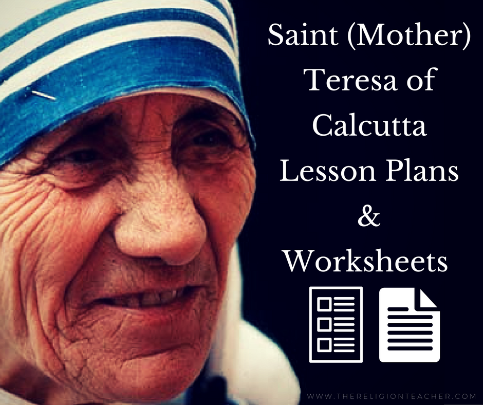 mother-teresa-lesson-plans