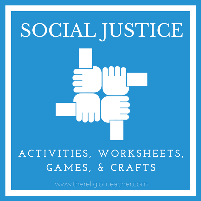 Catholic Social Justice Activities