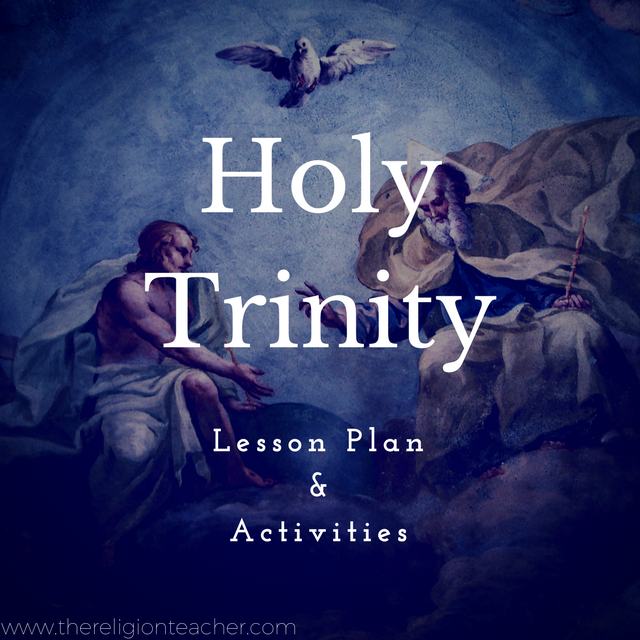Holy Trinity Lesson Plan
